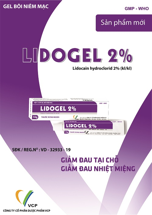 Lidogel